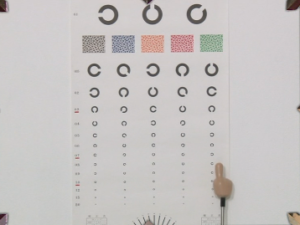 陣内智則「視力検査」05