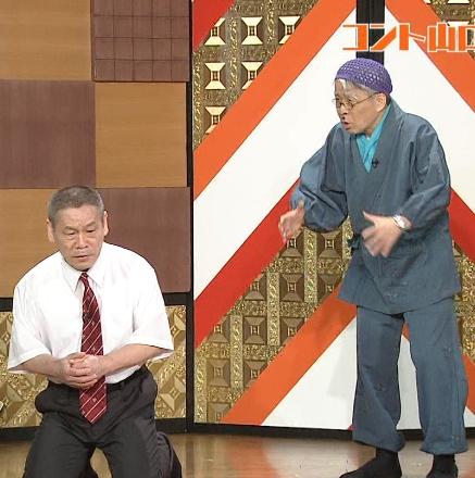 コント山口君と竹田君