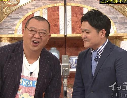 浅田舞へのイッテンモノ漫才